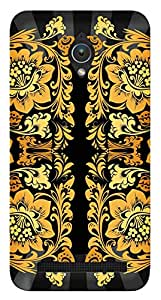 WOW Printed Designer Mobile Case Back Cover For Asus Zenfone Go 5.5 ZB551KL / Asus Zenfone Go ZB551KL