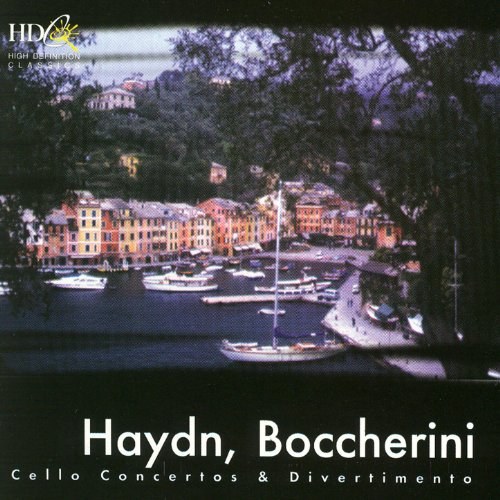 Boccherini Haydn: Cello Concertos and Divertimento