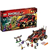 LEGO Ninjago 70750 - Mobile Ninja-Basis