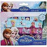 Kit Stickers 65piezas Neuf Model aleatorio la reina de las nieves Frozen Disney/Avengers Marvel