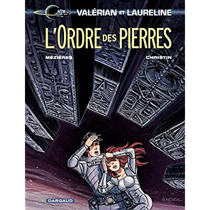 Valérian - Tome 20 - L'ordre des Pierres