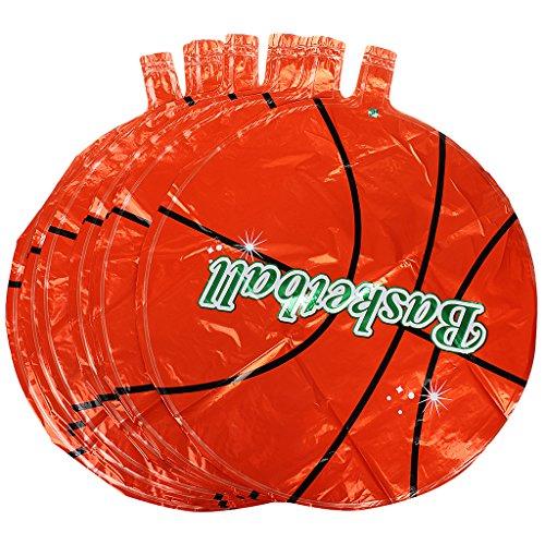 lon Heliumballon Baby Dusche Kinder Geburtstagsparty Dekor - Basketball (Basketball-dekor)