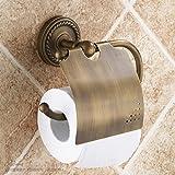 Unbekannt Kupfer Antik Toilettenpapierhalter Continental Toilettenpapierhalter Papierrollenregal Papierrollen Toilettenpapierhalter Vintage Papierhandtuchhalter