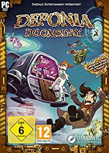 Deponia Doomsday - Special Edition (PC Deutsch)