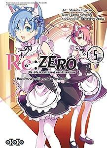 Re:Zero - Deuxième arc : Une semaine au manoir Edition simple Tome 5