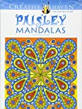 Creative Haven Paisley Mandala Coloring Book (Creative Haven Coloring Books)