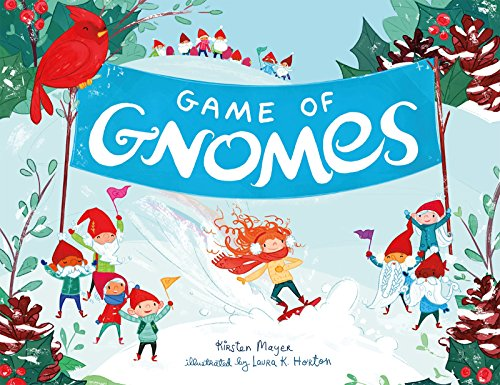 Game of Gnomes (English Edition) (Gnome Hardcover)