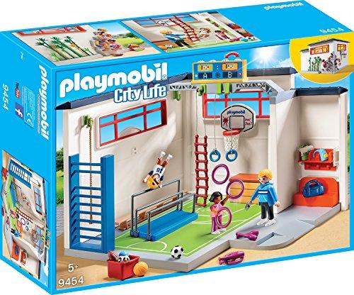 PLAYMOBIL 9454 Spielzeug-Turnhalle