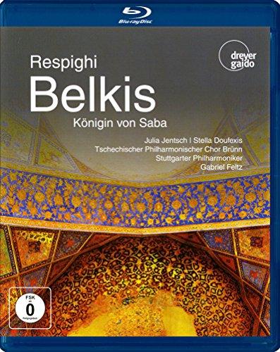 Preisvergleich Produktbild Respighi: Belkis,Königin von Saba [Blu-ray]