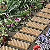 Rollweg-Holz-25×250-cm-Gartentritte-Holz-Tritte-Holz-Fliesen-fr-den-Weg-im-Garten-von-Gartenpirat