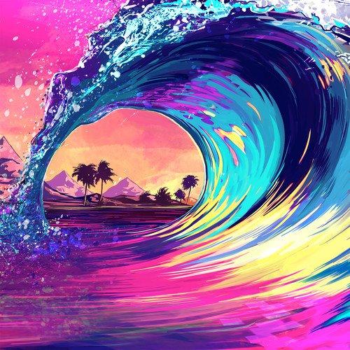 Ocean By Ocean (Pink Vinyl/180g/Gatefold) [Vinyl LP]