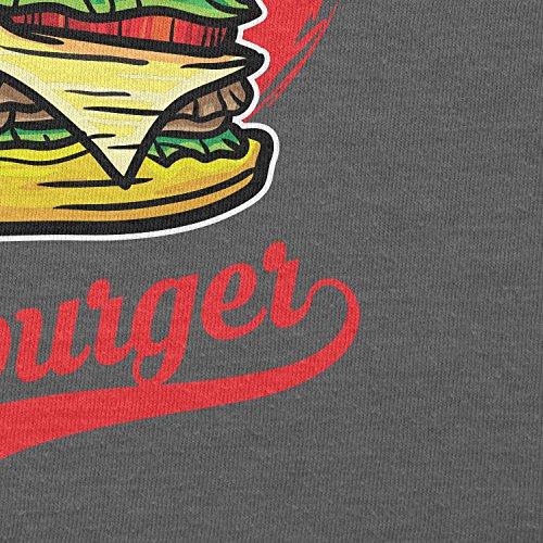Texlab–TEAM Burger–sacchetto di stoffa Grau