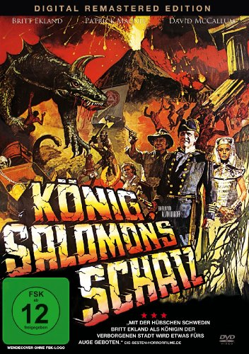 KÖNIG SALOMONS SCHATZ - Remastered Edition