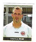 No.205 Markus Proll - Eintracht Frankfurt - Bundesliga Fussball 2007/2008 - Panini