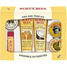 6 Pack - Burt's Bees Tips And Toes Kit 1 ea