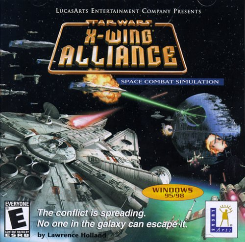 Star Wars X-Wing Alliance (Jewel Case) - PC (Xwing-video-spiel)