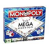 monopoly The Mega Edición Juego de mesa