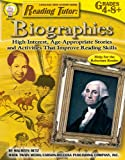 Reading Tutor, Grades 4 - 8: Biographies