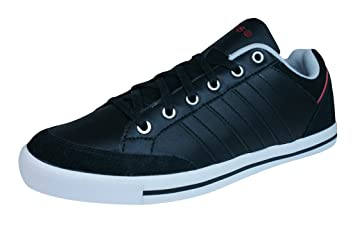 adidas Neo Cacity Mens Leather Trainers Shoes: Amazon.co