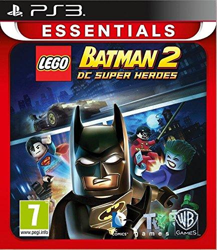 LEGO BATMAN 2 DC SUPERHEROS PS3 ESS FR (Ess-spiel)