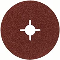 Bosch 2 608 606 916 - Disco lijador de fibra - 100 mm, 16 mm, 24 (pack de 1)