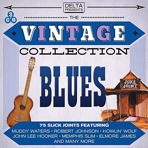 Blues-the Vintage Collection England Blue Music Box