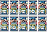 #1: Akshat IPL 2018 Trading Play Card Game 10 Pack Set (5 Cards in Each Packet)