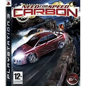 Need for Speed Carbon PS3 [