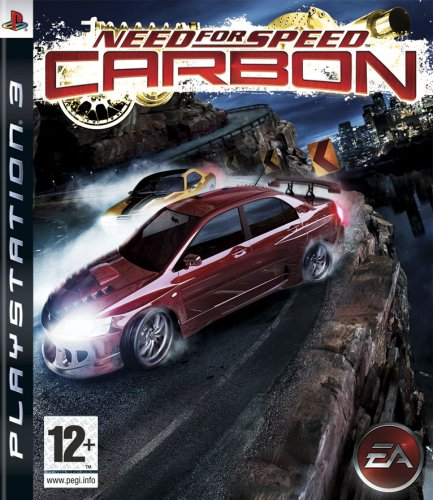 Electronic Arts Need for Speed Carbon, PS3