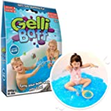 Gelli Baff Blue from Zimpli Kids, 1 Bath Pack, Turn Water Into Colourful Goo, Children's Sensory and Bath Toy, Certified…