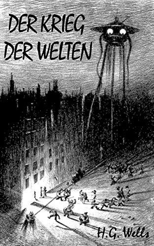 Der Krieg der Welten (German Edition)