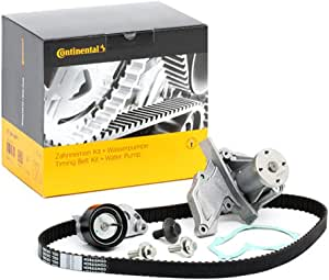 Contitech Ct881wp1 Wasserpumpe Zahnriemensatz Auto