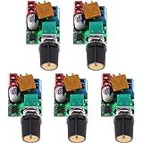 Magideal Mini 5a Motor Pwm Drehzahlregler Dc 3v 35v Elektronik