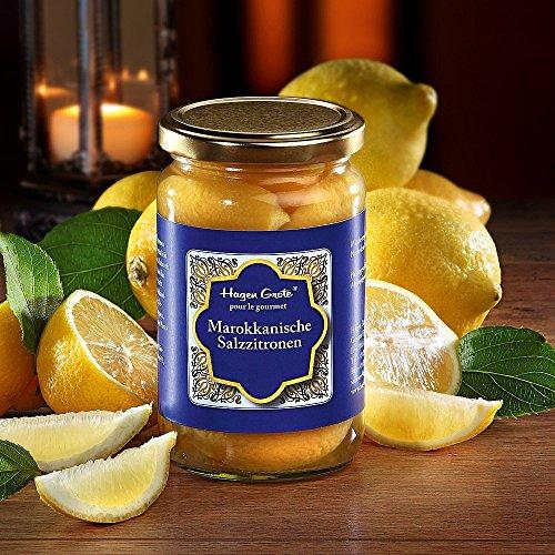Preisvergleich Produktbild Marokkanische Salzzitronen