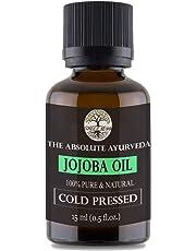 Sheer Veda Jojoba Oil For Hair, Skin and Body. Pure and Organic 15ml