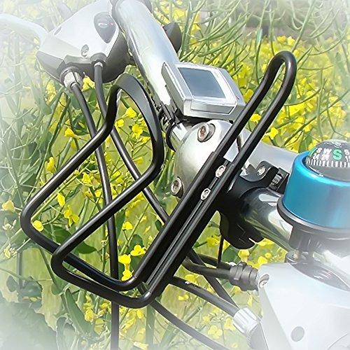ruimin Aluminium Legierung Wasser Flaschenhalter Rack Schnelle einfach zu montieren, für Road Mountain Bikes