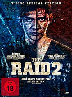 The Raid 2 [Special Edition] [2 DVDs]
