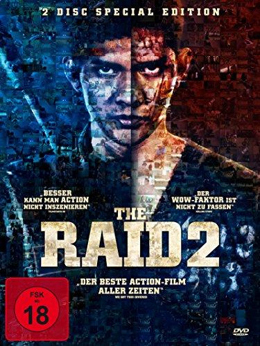 Bild von The Raid 2 [Special Edition] [2 DVDs]
