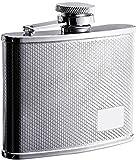 Visol brillant pour flasque en acier inoxydable diamant 4 ml, Chrome Visol produits