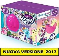 Pasqua è un appuntamento ancora più divertente con il Sorpresovo My Little Pony di Hasbro. Il tradizionale uovo di Pasqua diventa un divertente contenitore ricco di sorprese proprio per tutte le bambine che vogliono entrare nel mondo di My Li...