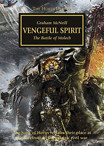 Vengeful Spirit (Horus Heresy Book 29) (English Edition)
