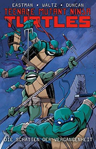 Teenage Mutant Ninja Turtles #4 - Die Schatten der Vergangenheit (2014, Panini)