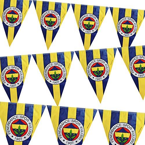 Fenerbahce Istanbul Party Wimpel Flagge Fahne - Geburtstagsfeier Feier