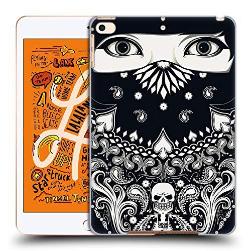 Head Case Designs Muster Bandana Harte Rueckseiten Huelle kompatibel mit iPad Mini (2019) (Bandana Mini Ipad Case)