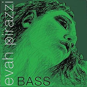 Pirastro Evah Pirazzi Double Bass Strings Set Medium Tension