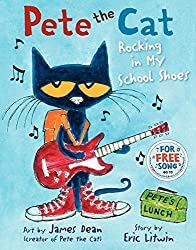 Pete the Cat: Rocking in My School Shoes by Eric Litwin (2011-07-26)