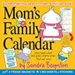 Mom's Family 2017 17-Month Calendar