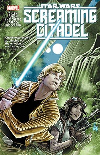 Star Wars: The Screaming Citadel por Kieron Gillen