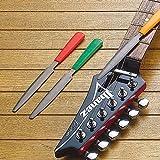 Ibanez 4451 Lot de 3 limes pour sillet de guitare