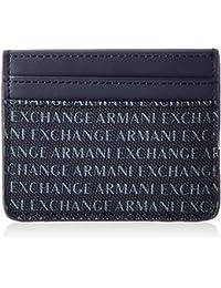 ef3498eaab ARMANI EXCHANGE - Credit Card Holder, Portafoglio Uomo
